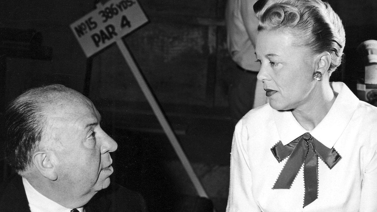 'Phantom Lady': Bio of the woman behind Hitchcock