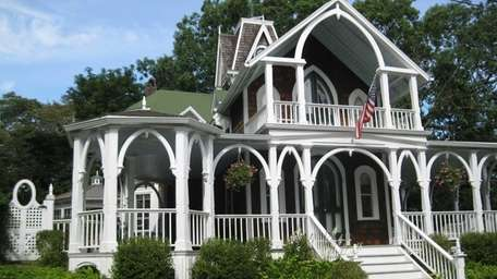 Dine in or out at this 1890 Gothic