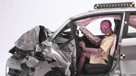 Car owners whose air bags have been replaced