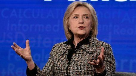 "Hillary Clinton talks about Hulu's ""Hillary"" documentary on"