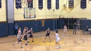 Shoreham-Wading River defeated Bayport-Blue Point, 57-50, in Suffolk