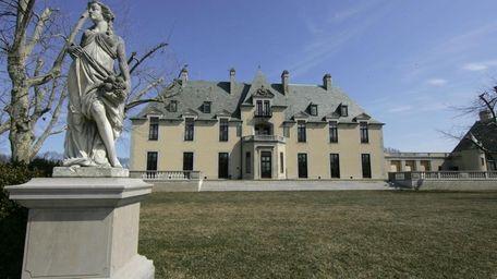 Oheka Castle Hotel & Estate's owner, Gary Melius,