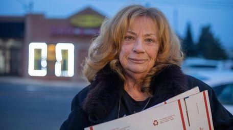 Franklin Square resident Deborah Webster offers her thoughts