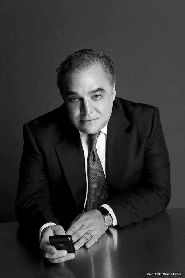 Lee Brian Schrager, Wine and Food festival founder