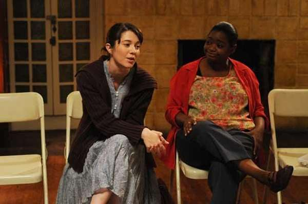 Mary Elizabeth Winstead and Octavia Spencer in quot;Smashed.quot;