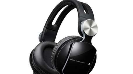 Sony's all new PULSE wireless stereo headset -