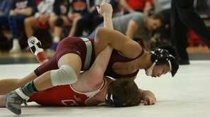 Clarke's Jordan Soriano wins over Cold Spring Harbor's