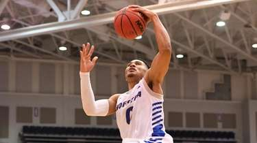 Tareq Coburn scored 24 points in Hofstra's victory