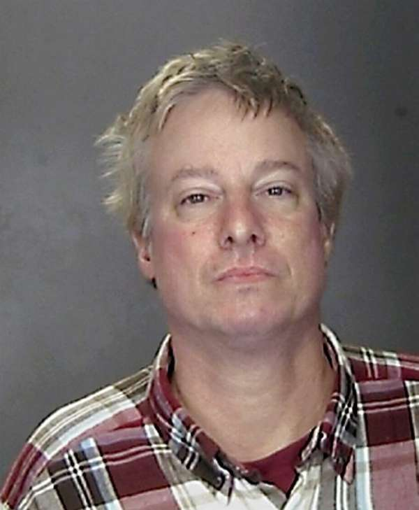 Robert Stundis, 48, of Bohemia, was arrested on