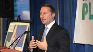 Westchester County Executive Rob Astorino announces a $34
