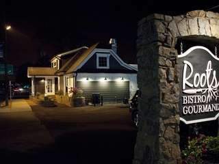 Roots Bistro Gourmand is a nouveau bistro in