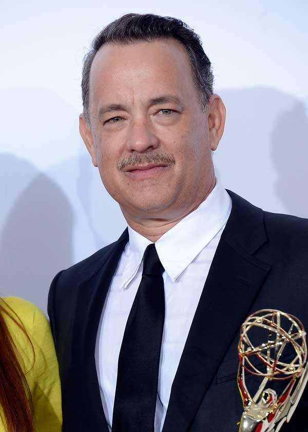 Tom Hanks the 64th Annual Primetime Emmy Awards