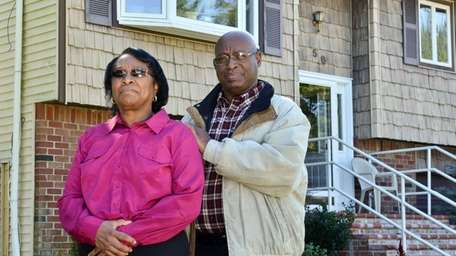 Bernice and Franklin Daniels say a company that