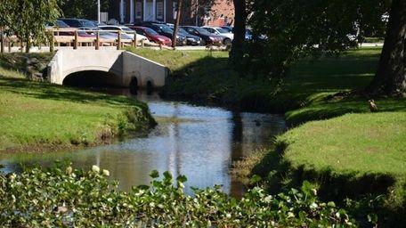 The Village Green Park in Valley Stream. (Oct.