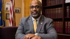 DuWayne Gregory, Suffolk County legislator, is shown in