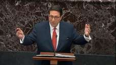 Personal attorney to President Trump, Jay Sekulow, speaks