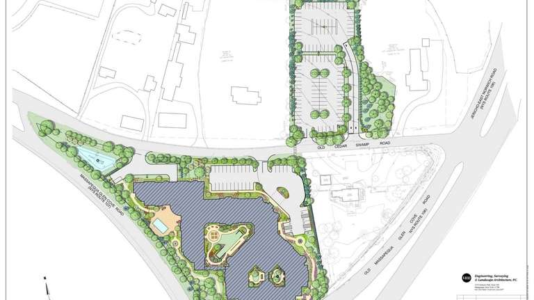 A proposed 97,000-square-foot assisted living facility to be