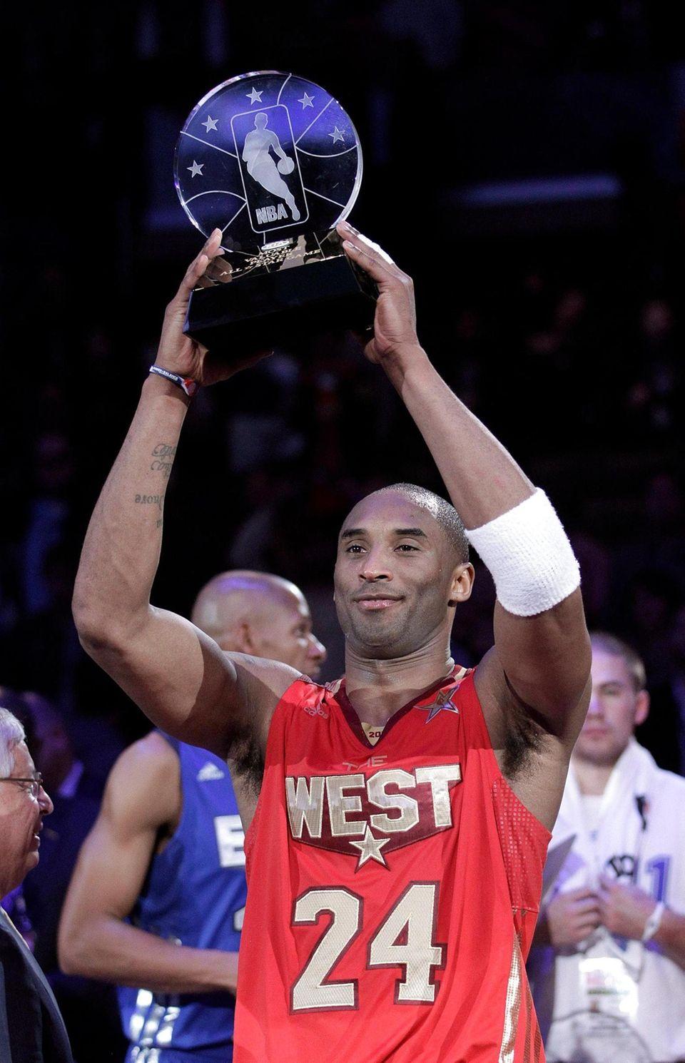 Kobe Bryant has been the star of stars