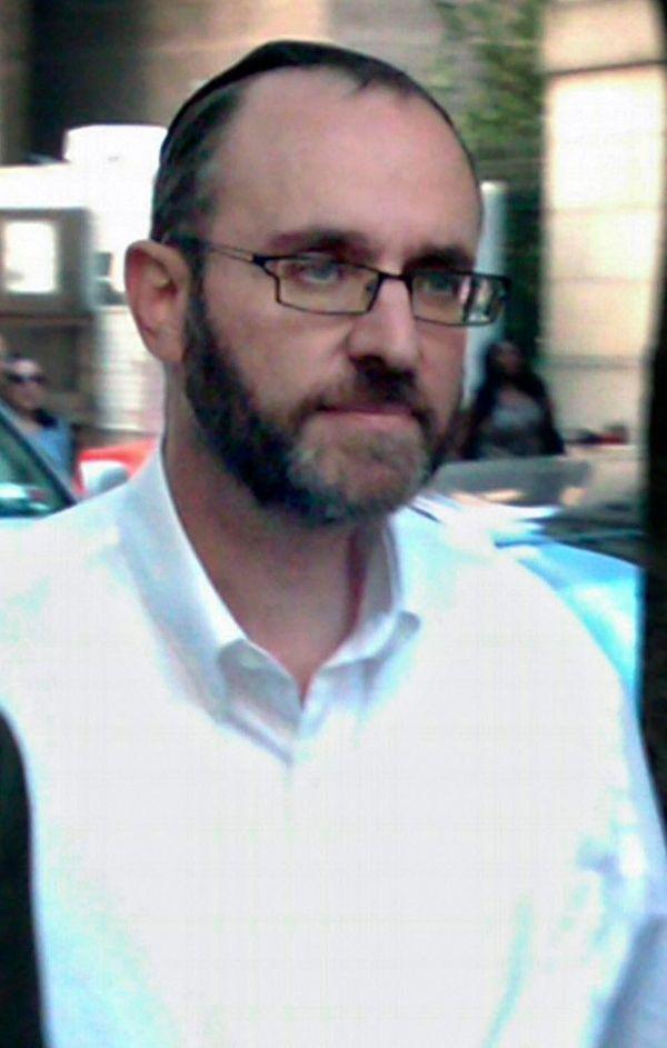 Menachem Youlus, the Maryland rabbi who was convicted