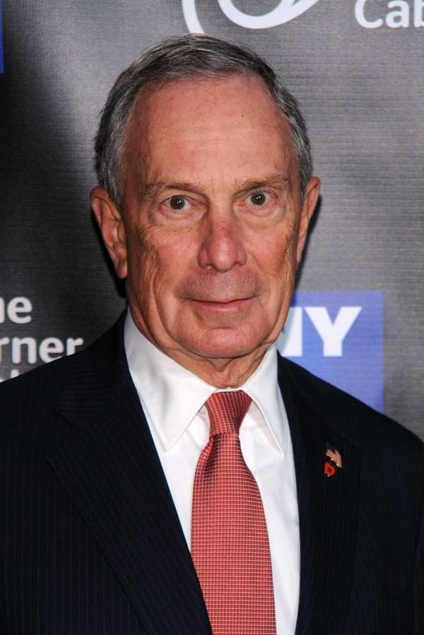 New York City Mayor Michael Bloomberg said all