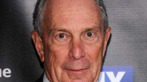 New York City Mayor Michael Bloomberg said all