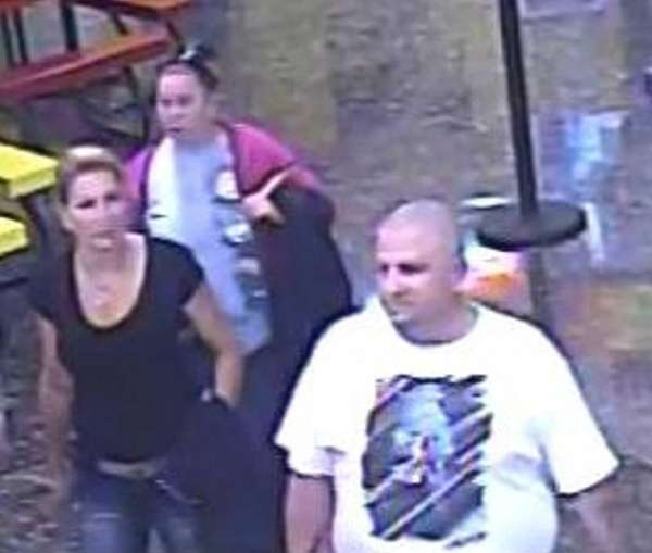 Suffolk County police detectives released surveillance images of