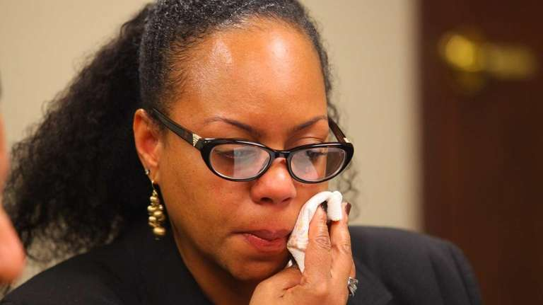 Hempstead Village Justice Tanya Hobson-Williams discusses accusations of