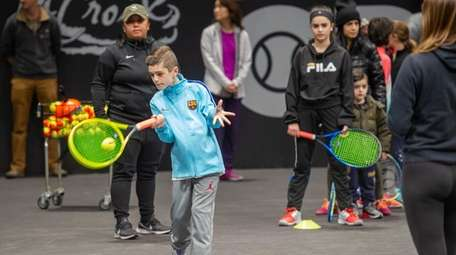 The New York Tennis Expo comes to Uniondale