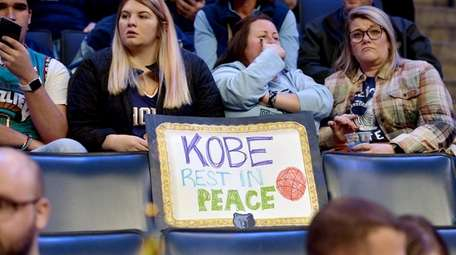 Fans in Memphis share their sadness during the