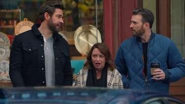 Massachusetts natives Chris Evans, John Krasinski and Rachel
