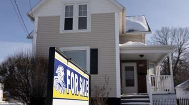 Mortgage interest rates near record lows give the