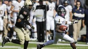 Kent State running back Dri Archer (1) is