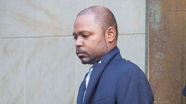 On Monday,rapper Nicki Minaj's brother,Jelani Maraj was sentenced
