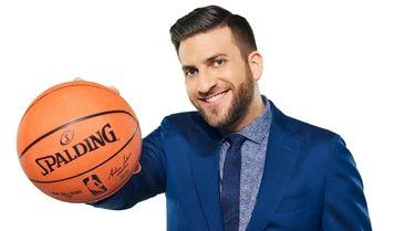 Turner Sports' Jared Greenberg, who grew up in