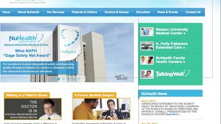 NuHealth, which includes Nassau University Medical Center in