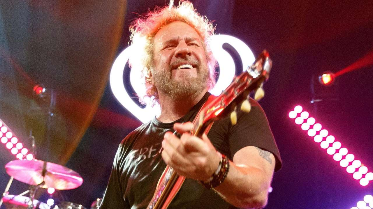Sammy Hagar, more headed to Jones Beach