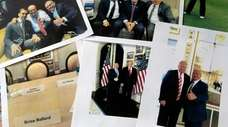 Documents and photos released by the House Judiciary