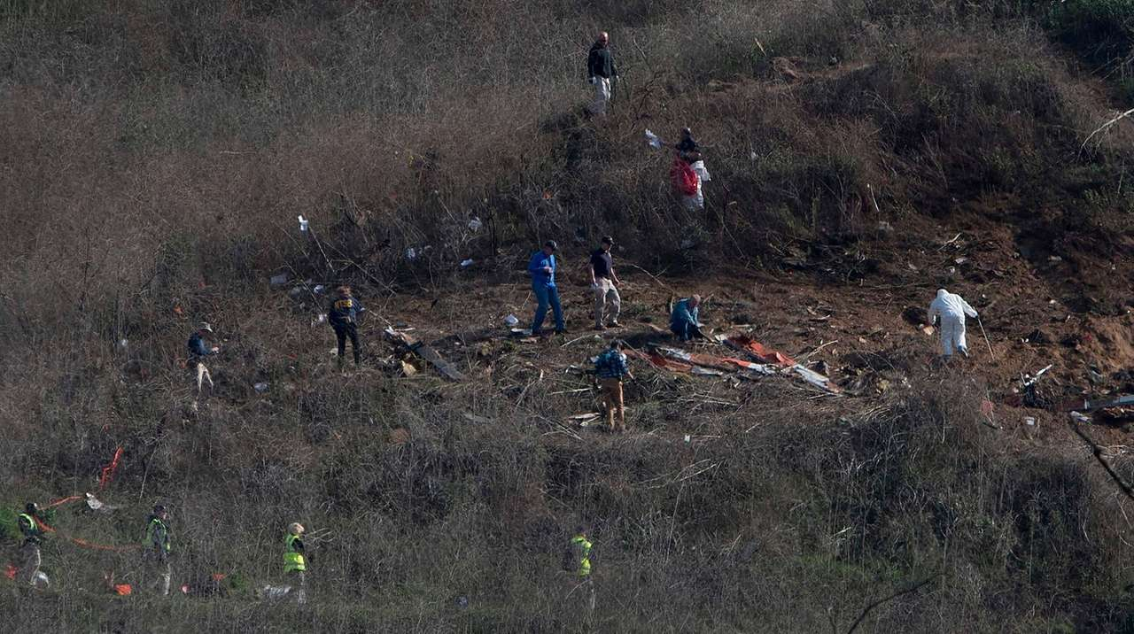 Helicopter Pilot In Kobe Bryant Crash Tried To Climb To Avoid Clouds Newsday