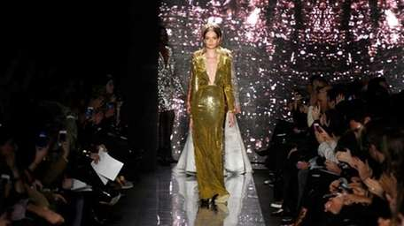 Gowns by Naeem Khan are on sale for