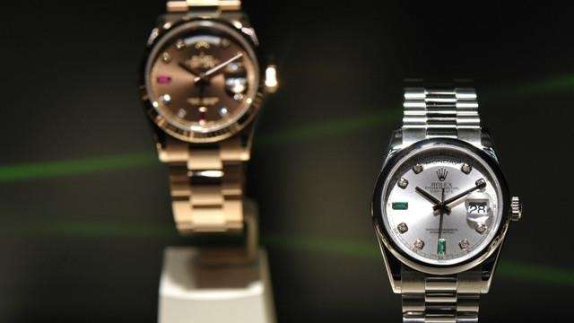 Tourneau store robbed of Rolex and Breitling watches in