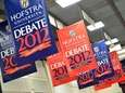 Preparations continue for the second presidential debate at