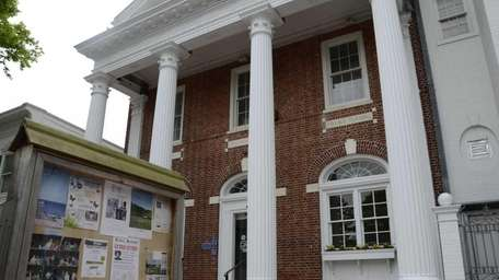 Southampton Village officials are considering renovating Town Hall