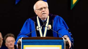 Stuart Rabinowitz, 74, has been president of Hofstra