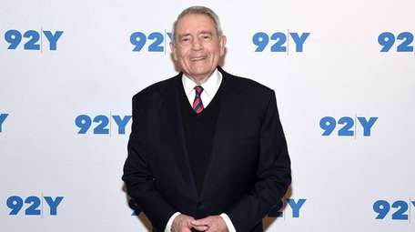 Dan Rather will share tales of his journalistic