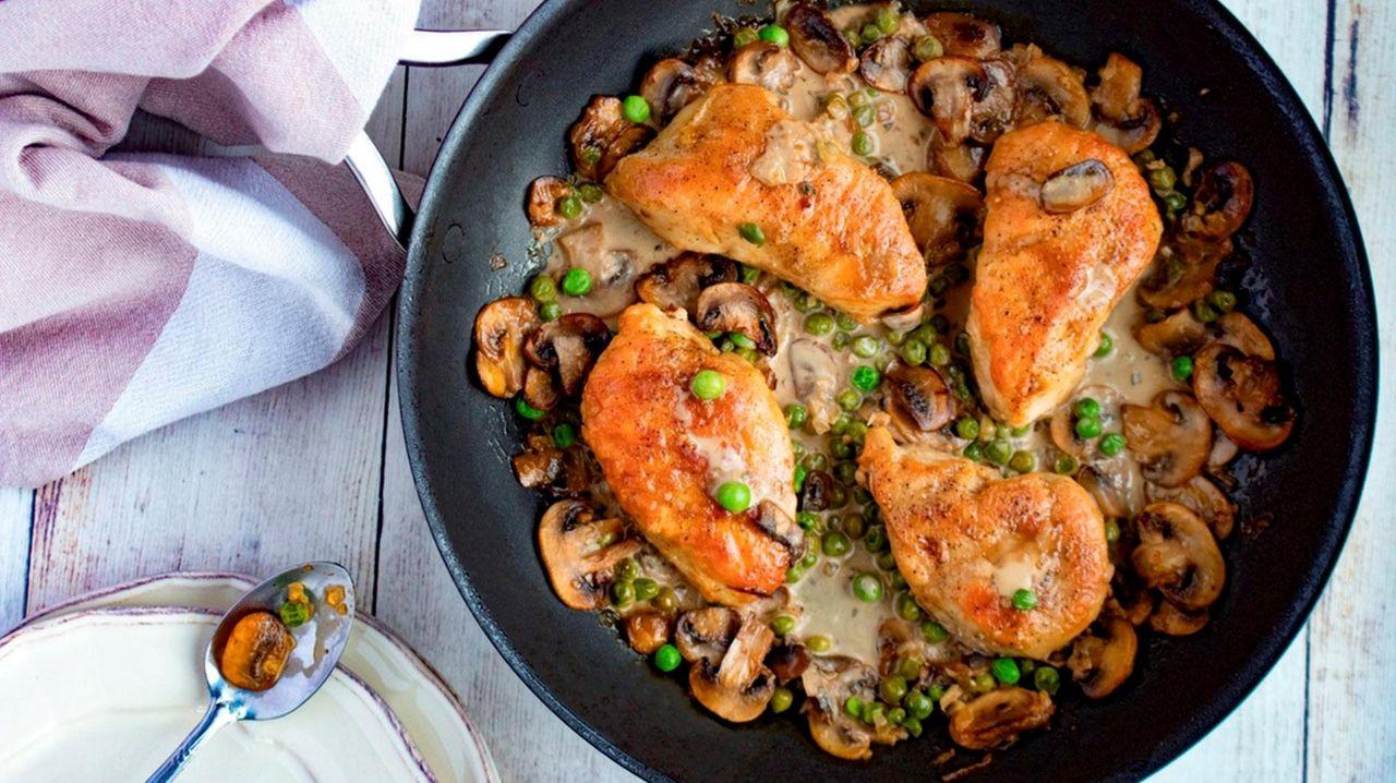 3 Simple chicken-breast recipes
