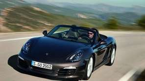 Thanks to its superior handling, the 2013 Porsche