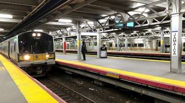 MTA officials appeared before the New York State