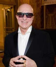 Paul Shaffer attends the official Blues Brothers Revue