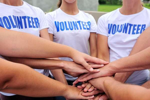 Nationally, Make A Difference Day, created by USA