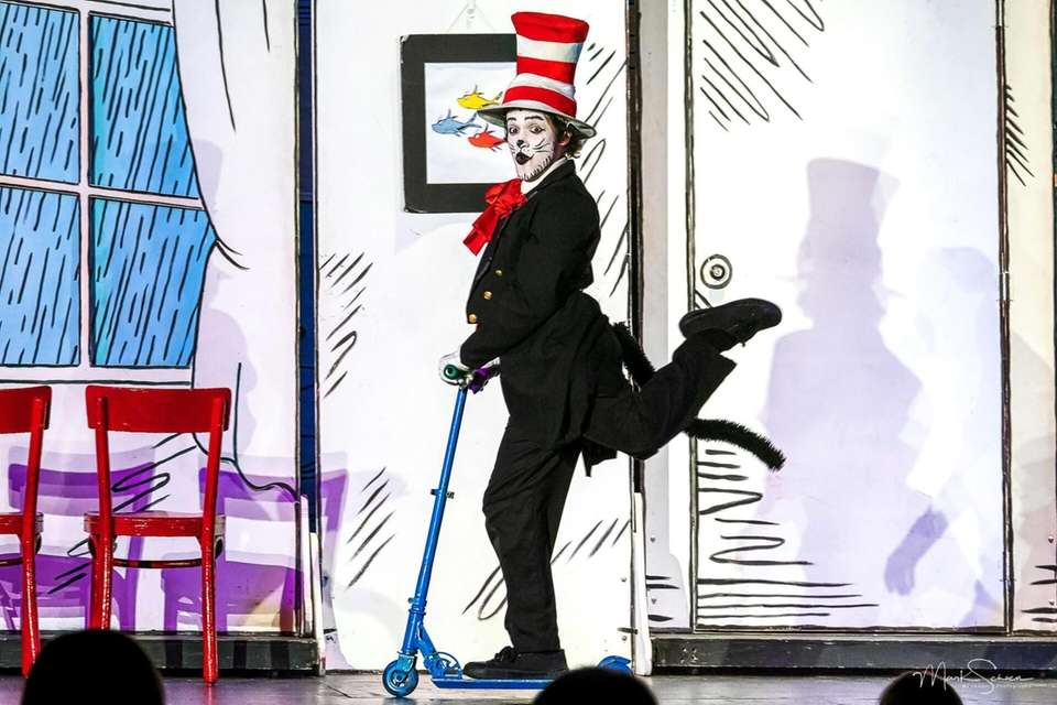 Plaza Theatrical Productions is putting on performances of
